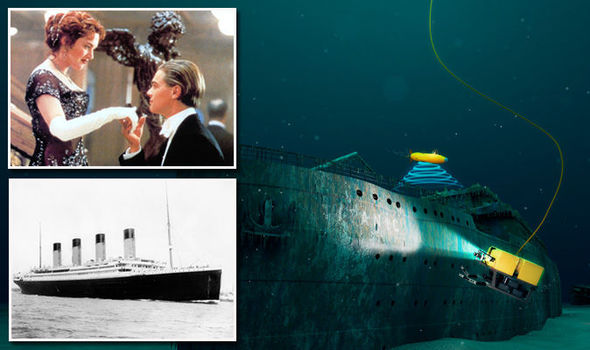 TITANIC wreck diving holidays to be offered by UK travel firm     titanic wreck cruise holidays