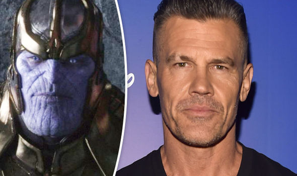 Avengers Infinity War   Thanos star Josh Brolin on  MIND BLOWING     Avengers Infinity War MARVEL     GETTY  Josh Brolin