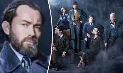 Fantastic Beasts 2 - Title revealed as Crimes of Grindelwald plus FIRST LOOK   Films ...