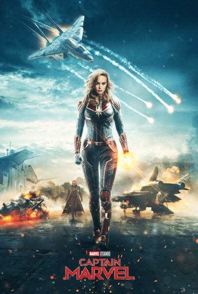 Avengers 4: Will Captain Marvel TIME TRAVEL forward from the 1990s? | Films | Entertainment ...