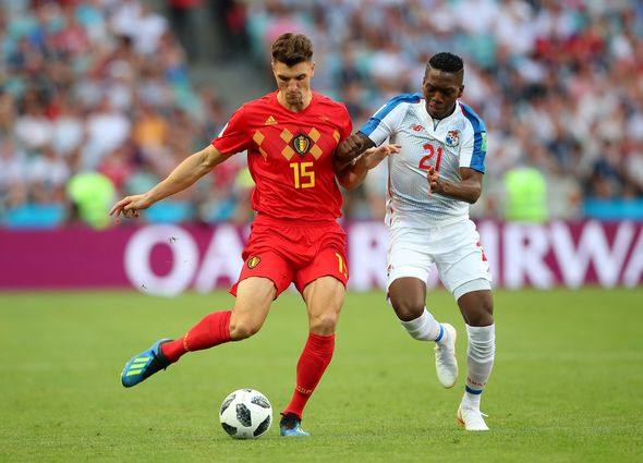 World Cup result: Belgium 3-0 Panama; Romelu Lukaku and Dries Mertens on the scoresheet ...