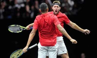 Laver Cup: Chicago's United Center will host 2018 tennis tournament   Tennis   Sport   Express.co.uk