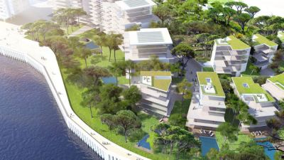 Monaco NABS part of the Mediterranean Sea for new eco-neighbourhood | World | News | Express.co.uk