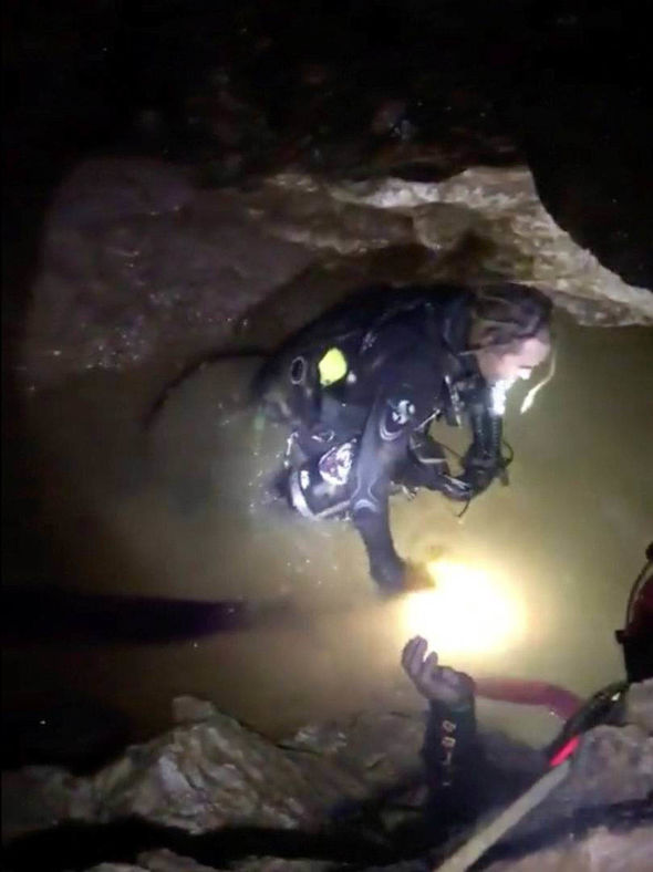 Thai cave rescue operation LIVE updates: Six boys FREE - divers rescue soccer team | World ...