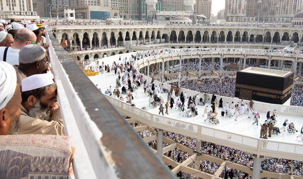 Eid 2018: Hajj 2018 explained - why will two million Muslims descend on Mecca this weekend ...