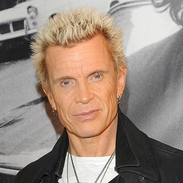 Billy Idol reconnected with father before his death   Celebrity News     The White Wedding hitmaker s dad  Bill Broad  passed away in August  14  at  the age of 90 following a battle with cancer  and Idol reveals he spent a  lot