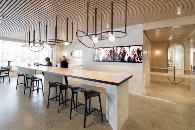 L'Oréal Training Academy By Technē Architecture + Interior ...