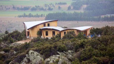 Grand Designs New Zealand - Series 1 Ep 7 Straw Bale : ABC iview