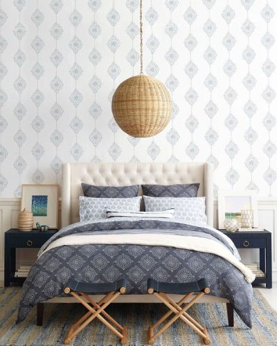 Serena & Lily Launch New Wall Paper Collection - KDHamptons