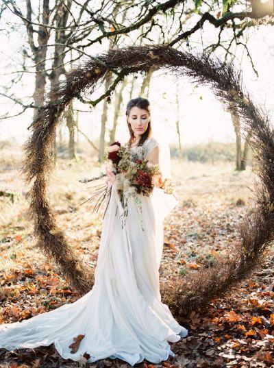 Winter Wedding Ideas   Oregon Wedding Inspiration