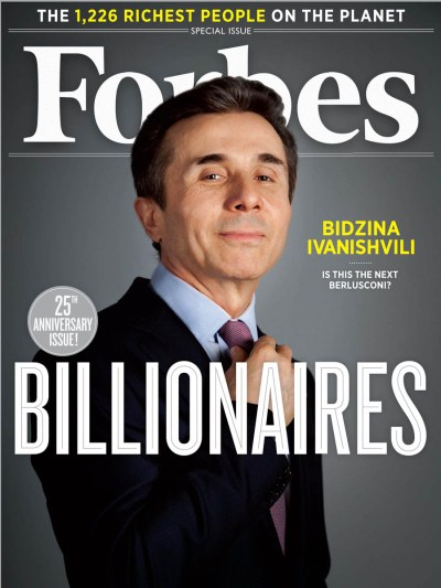 Opinions on Forbes
