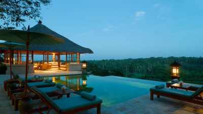 The Amandari Resort in Indonesia's cultural capital, Ubud
