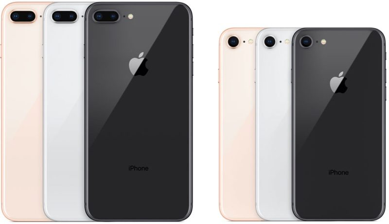 Turnout for iPhone 8 Launch in Australia  Bleak  as Customers Hold     iphone8andiphone8plus 800x461 jpg
