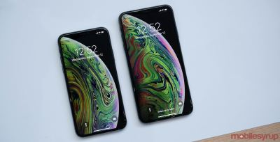 iPhone XS and iPhone XS Max Hands-on: Apple's giant new smartphone