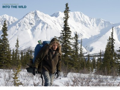 Into the Wild - Wallpaper with Emile Hirsch