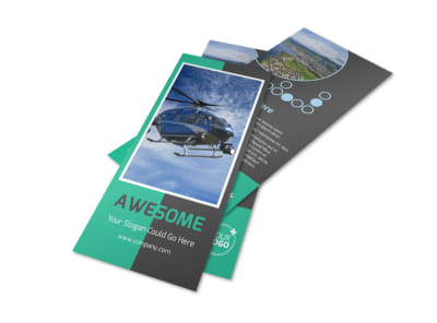 Travel   Tourism Templates   MyCreativeShop Fly High Air Travel Flyer Template 2