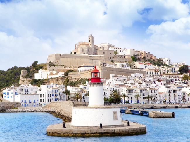 Ibiza  The truth about the Spanish party island Ibiza town