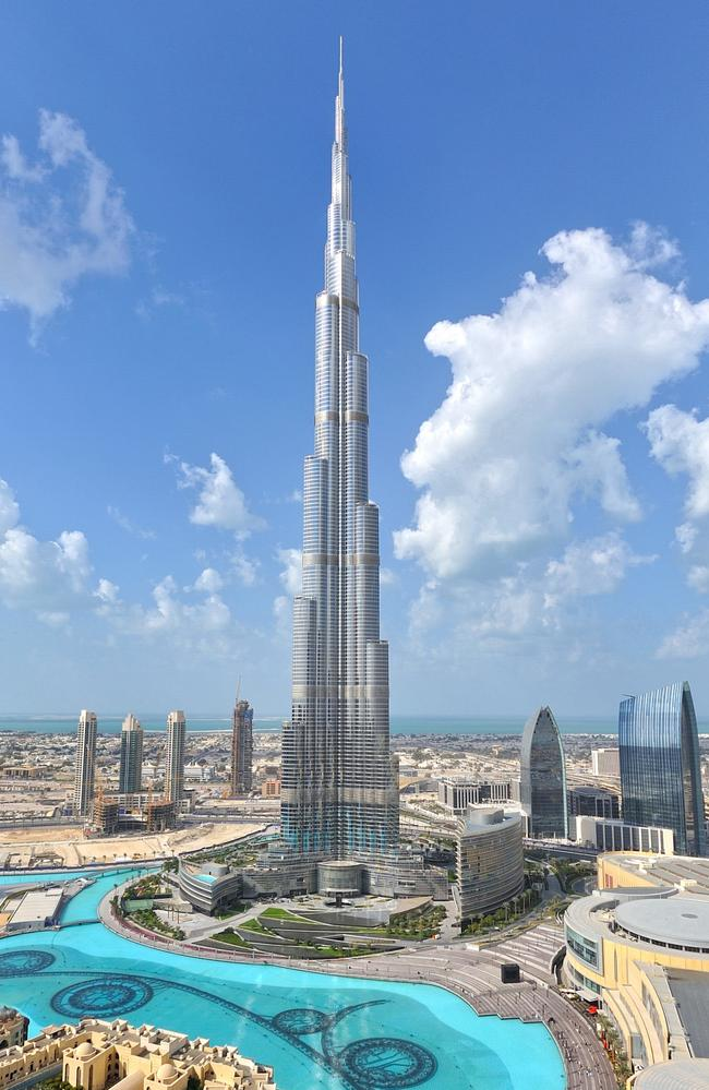 Burj Khalifa Dubai: World's tallest building facts | Escape