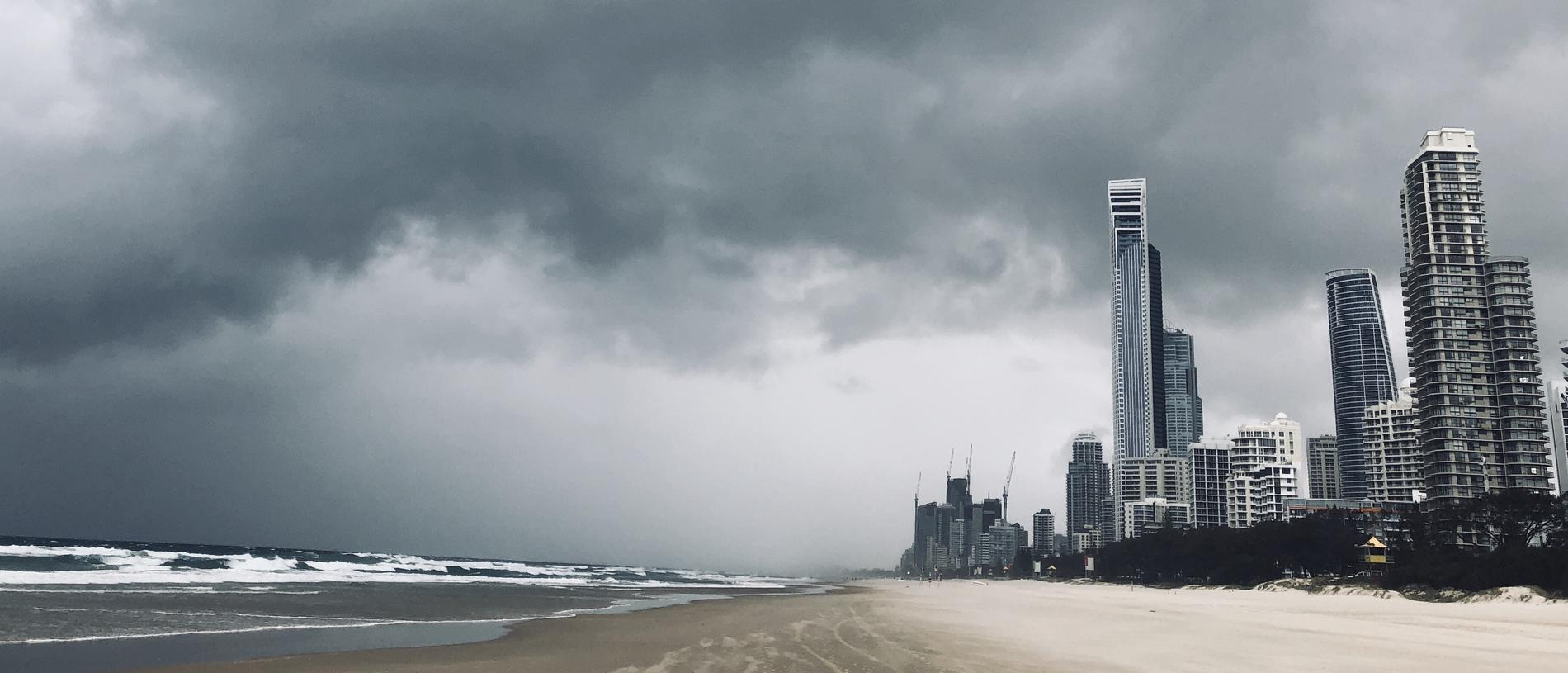 Gold Coast weather: light showers will bring rain to Coast after unusually dry winter | Gold ...