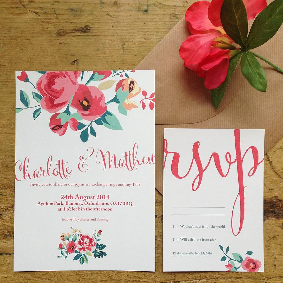 country garden themed wedding invitations country wedding invitations Wedding Invitations Country Garden Theme New
