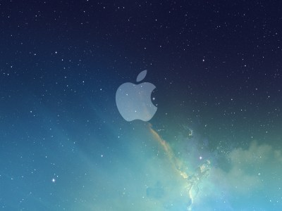 20 Excellent Apple Logo Wallpapers