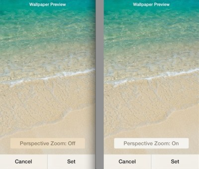 [REQUEST] Perspective Zoom (On and Off) tweak just like on iOS 7.1 would be really cool : jailbreak