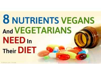 How to Avoid Common Nutrient Deficiencies if You're a Vegan - Ramsey, NJ Patch