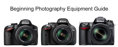 Beginning Photography Equipment - Photography Life