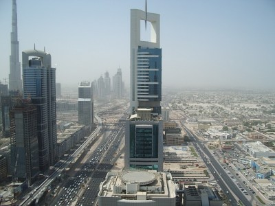 Dubai City Street · Free photo on Pixabay