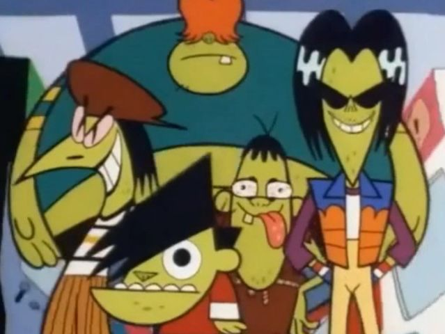How Well Do You Remember The Old Cartoon Network Shows    Playbuzz What s the name of this group