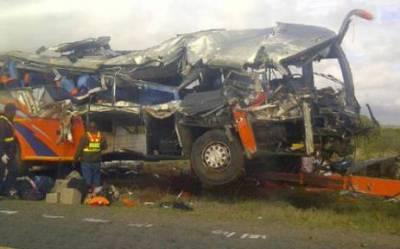11 die in Limpopo bus crash