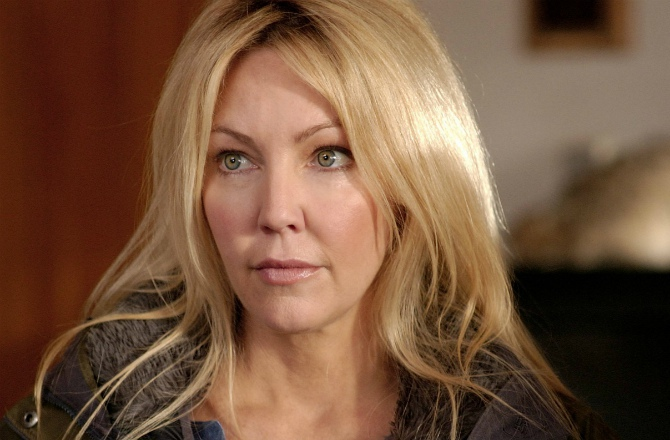 Heather Locklear  Melrose Place  hospitalis    e pour une overdose     DR