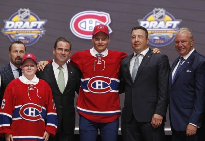 Snapshots: Glass; Las Vegas; Leafs; Canadiens