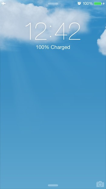 How To Add Animated Weather Wallpaper To iOS 8 Home Screen And Lock Screen [Video] | Redmond Pie