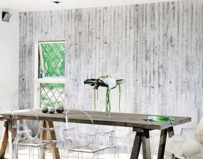 Walls, Windows & Floors: Concrete Wallpaper from Concretewall - Remodelista