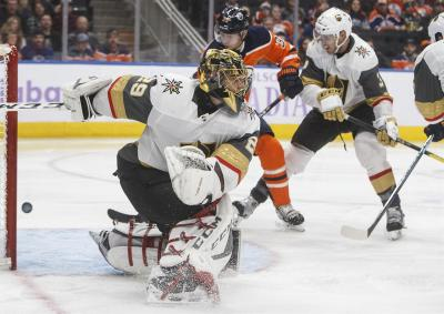 Marchessault scores twice, Golden Knights beat Oilers 6-3   AM 1380 The Answer - Sacramento, CA