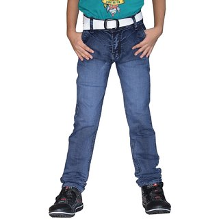 Tara Lifestyle slim fit Denim jeans pant for kids-boys ...