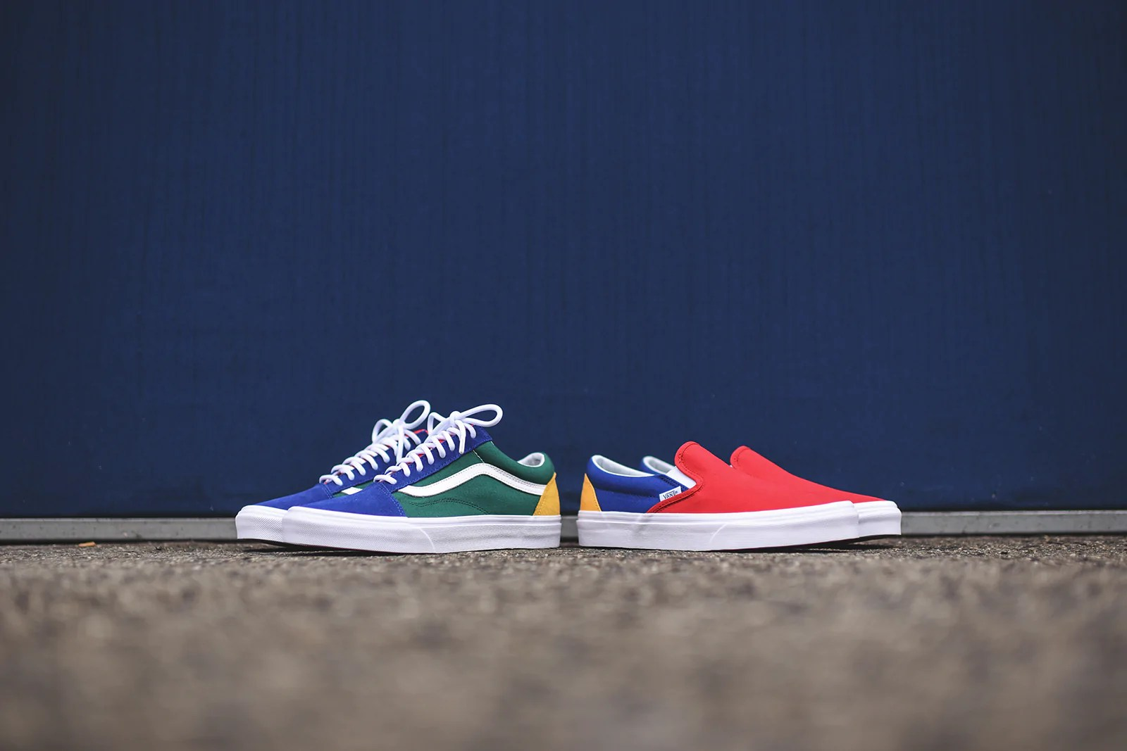 Vans Yacht Club Pack     Kith Vans Yacht Club Pack