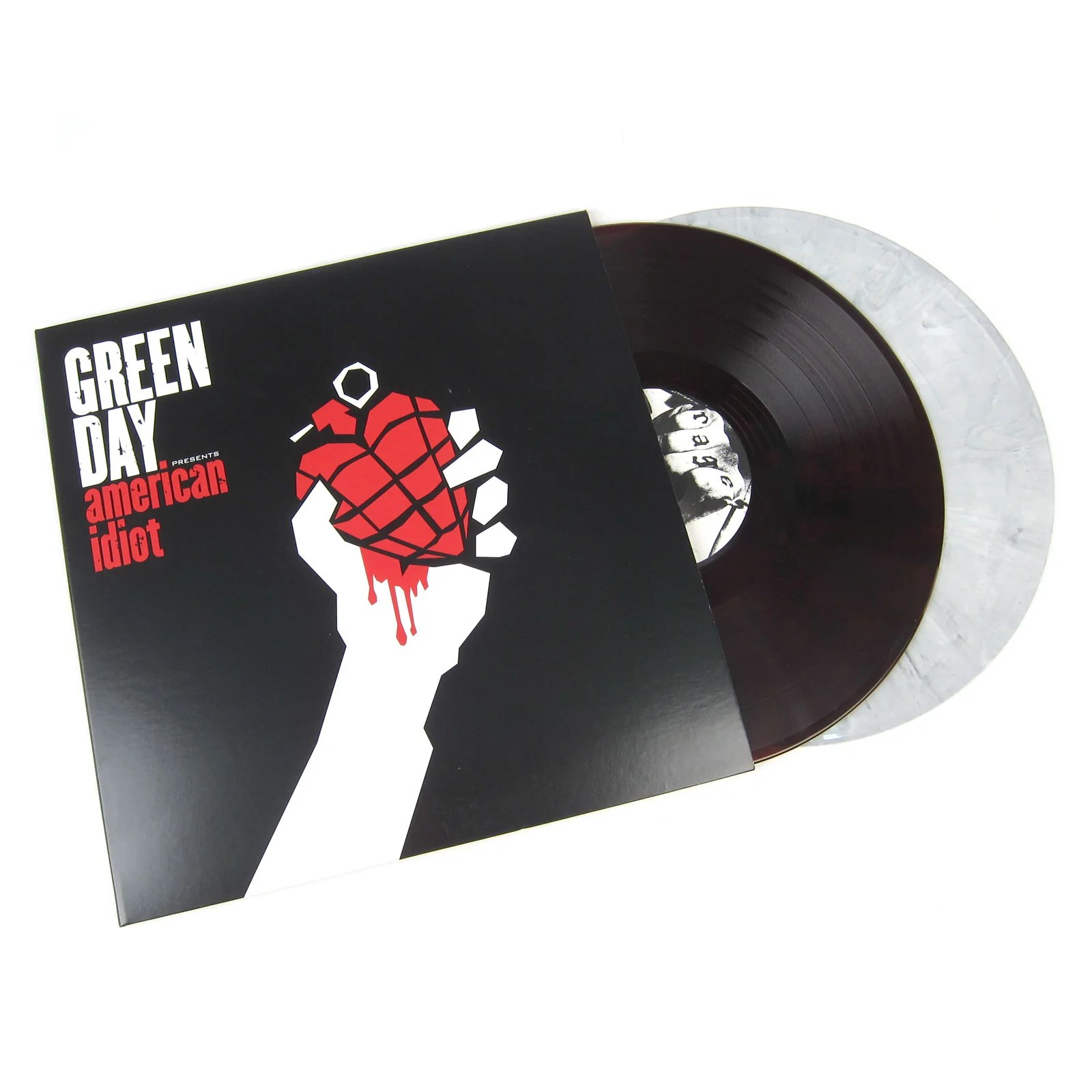 Green Day  American Idiot  Colored Vinyl  Vinyl 2LP  Record Store     Green Day  American Idiot  Colored Vinyl  Vinyl 2LP  Record Store Day