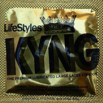 LifeStyles | KYNG | Buy best Larger Condoms | Bigger ...