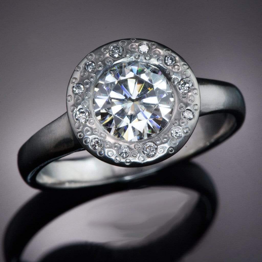picking a classic engagement ring from blue nile opinionsshow me your pics low profile wedding ring Picking a classic engagement ring from Blue Nile opinions show me your pics