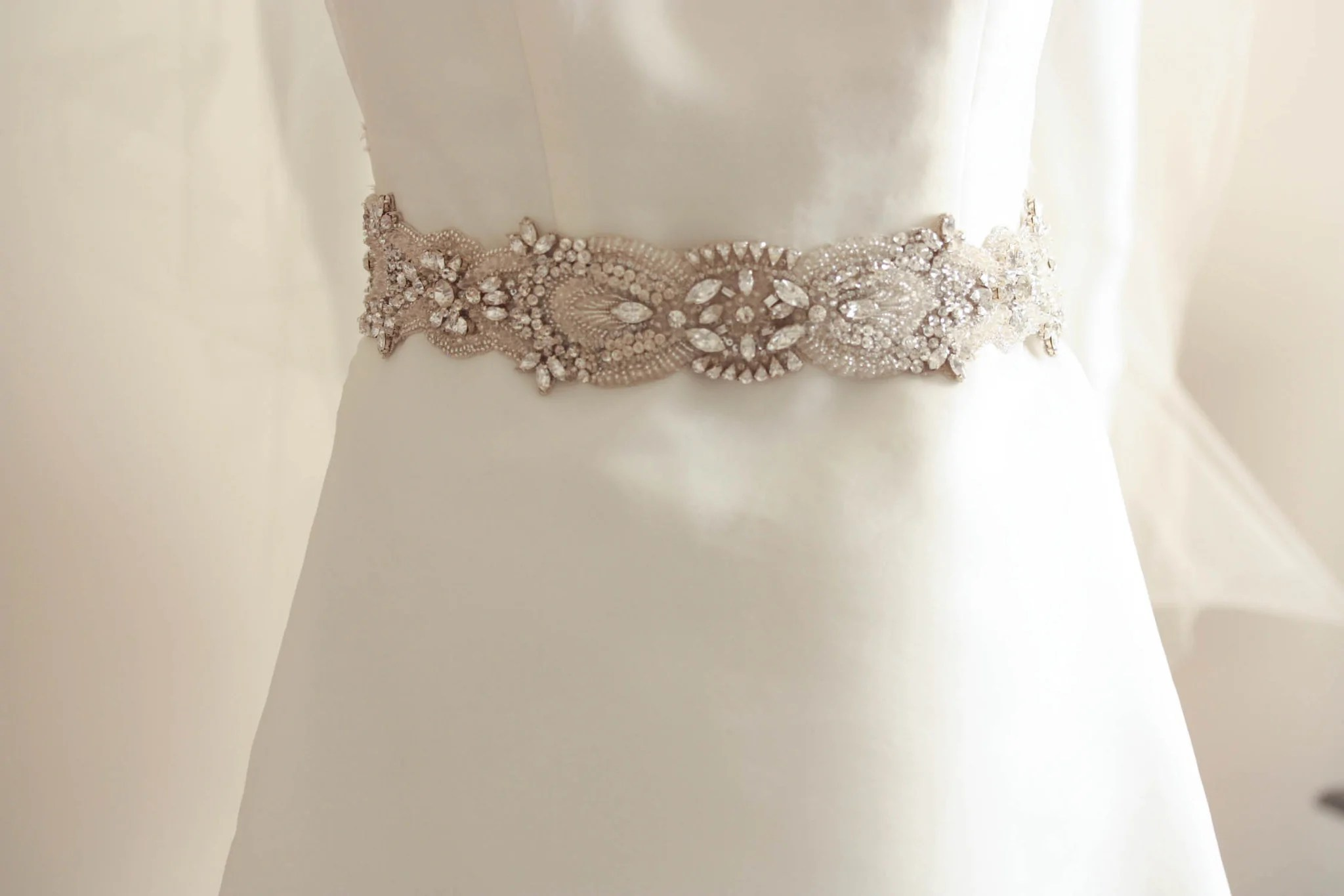 bridal belts and sash laces wedding belts for dresses Bridal sash 28 to 29 inches Laces S28