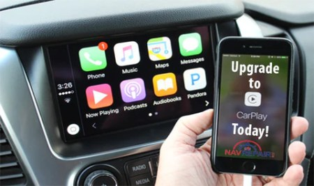 GM HMI iO6 with Apple CarPlay and Android Auto Upgrade Service     2014 2015 Buick Cadillac Chevrolet GMC     iO6 with Apple CarPlay and Andriod  Upgrade Service