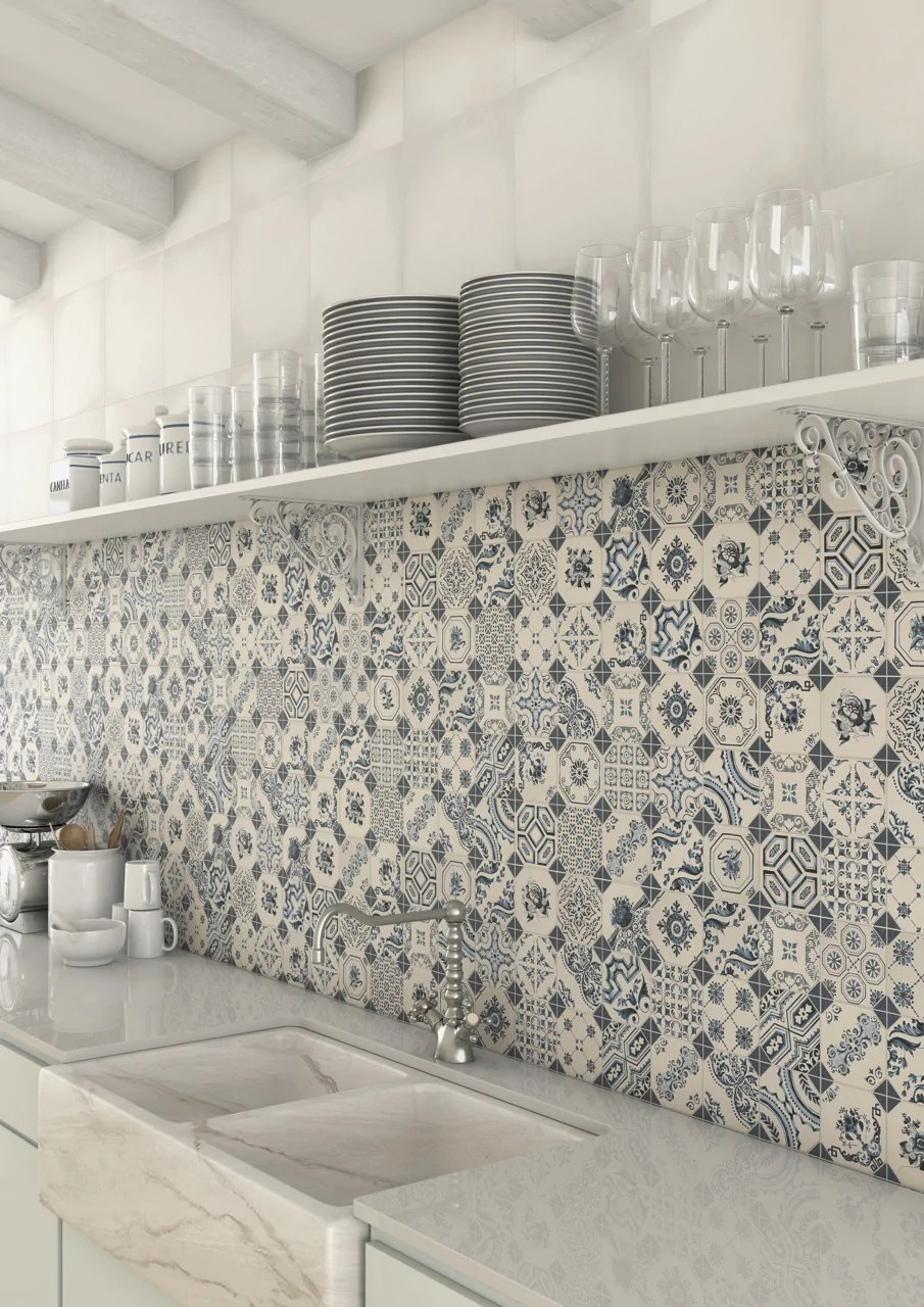 a guide to using patterned wall floor tiles kitchen tile flooring Decorative Kitchen Splash Back Wall Tiles