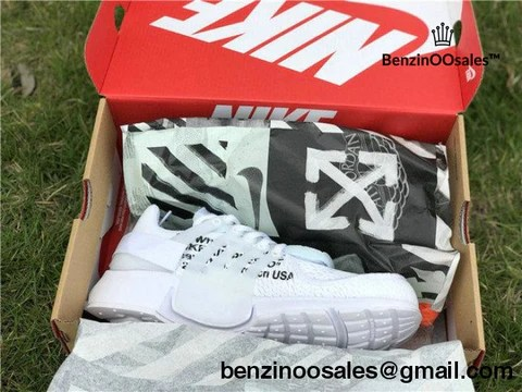 UA Polar opposite white replica Virgil Abloh off-white x Nike Air Pres – BenzinOOsales