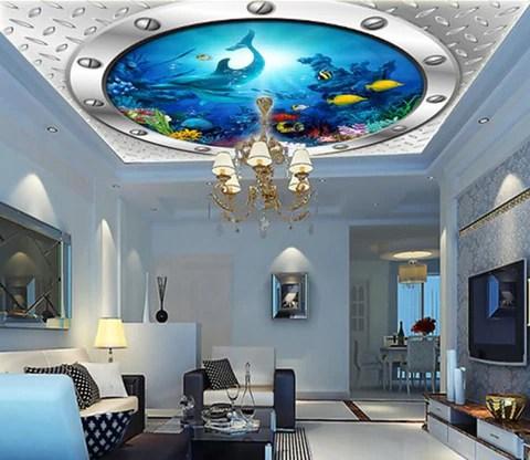 Ceiling Murals - Ceiling Wallpaper - U.S. Delivery   AJ Wallpaper