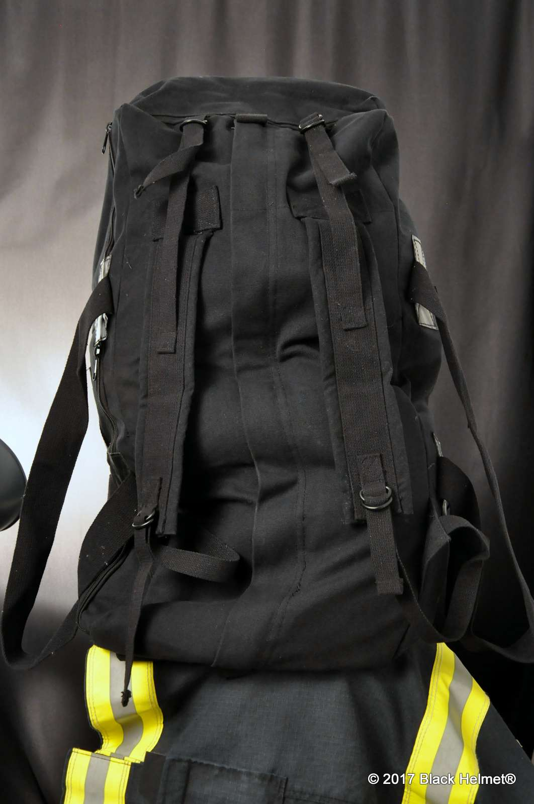 Firefighter Gear Bag Backpack (FIRE, POLICE, MILITARY, EMS ...