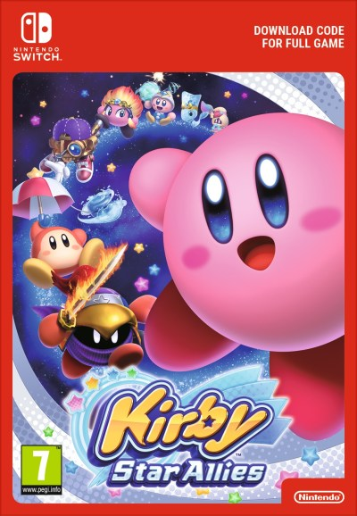 Acheter Kirby Star Allies - switch – Envoi par email