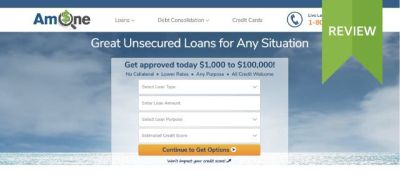 AmOne Reviews: Looking for Personal Loans | Student Loan Hero