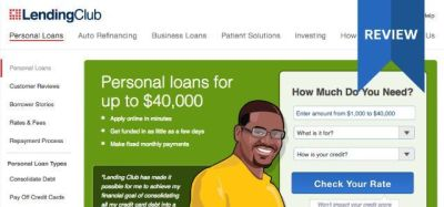 Lending Club Review: How to Ditch the Bank and Get a P2P Loan | Student Loan Hero